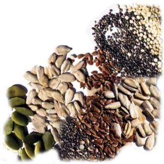Семена и крупы